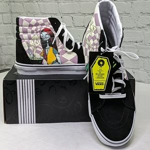 NWT Vans Disney SK8-Hi nightmare sally's potion